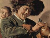 Frans Hals Painting 'Two Laughing Boys' Stolen Again From Dutch M ..