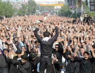 Traffic police finalize for 9th, 10th Moharram