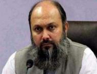 Chief Minister Balochistan instructs to initiate relief activitie ..