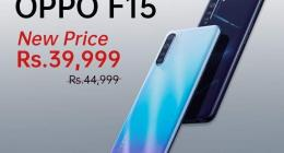 OPPO F15 with its amazing features is irresistible for all gamers