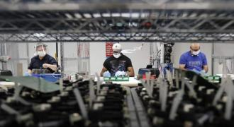 US industrial output up 3% in July: Federal Reserve