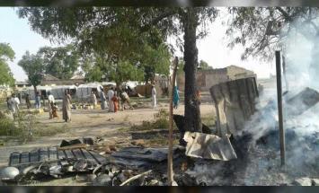 مقتل 21 شخصا في هجمات على خمس قرى بوسط ..