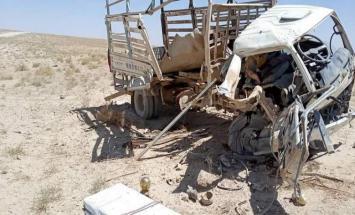 مقتل 13 شخصا اثر الانفجار في ولایة قندھار ..