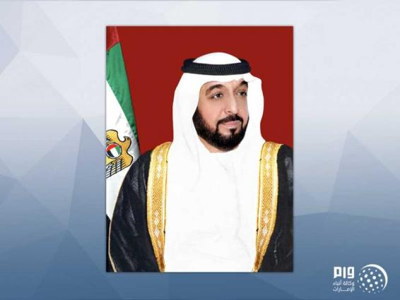 Successful operation of Unit 1 of Barakah Nuclear Energy Plant by Emiratis moment of pride: Khalifa bin Zayed