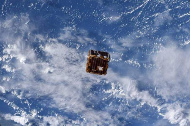 Scientists find way to track space junk in daylight