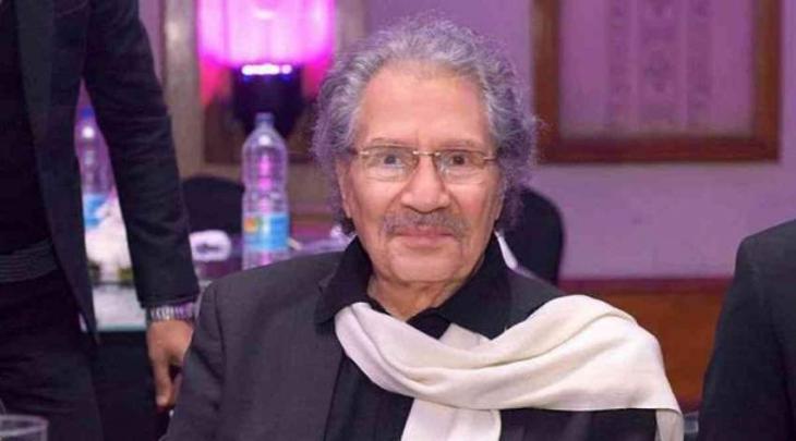 وفاة الفنان المصري سناء شافع عن عمر ناھز 77 عاما