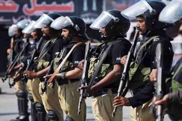 DC reviews arrangements for Muharram-ul-Haram