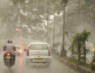 Widespread rain forecast