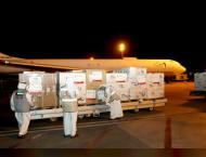 UAE flies second batch of medical aid to Syria in fight against C ..