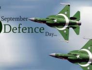 AJK to observe Defense Day with traditional zeal and fervor
