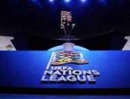 Football: UEFA Nations League results