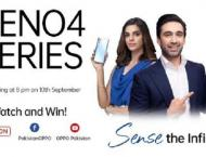 OPPO's virtual launch event of OPPO Reno4 series, OPPO Enco W51 ..