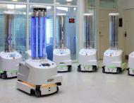 Japanese Firm Develops Robot Able to Kill COVID-19 With Ultra-Vio ..