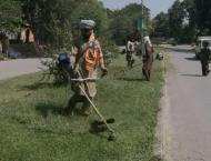 CDA continues road maintenance in different sectors