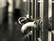 Terrorist gets five-year imprisonment