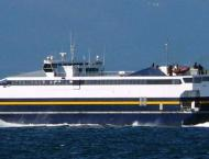 Terminals for ferry service to be established at ports