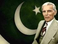Glowing tributes paid to Quaid-i-Azam Muhammad Ali Jinnah
