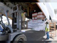 ERC's second aid plane lands in Khartoum