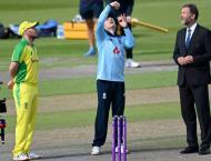 Cricket: England v Australia 2nd ODI scoreboard