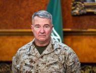 CENTCOM Chief Says 'Haven't Seen' Proof of Russia Conspiring to K ..