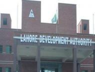 Survey of Pakistan's delegation meets Lahore Development Authorit ..