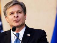 FBI Chief Says Violence in US Amid Protests Not Linked to Any Gro ..