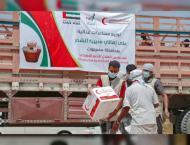 UAE continues relief, humanitarian work in Hadramaut, Yemen