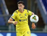 Albania defender Kumbulla signs for Roma