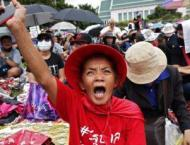 Thousands Gather for Anti-Government Protest in Thai Capital of B ..