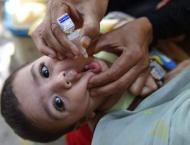 Anti-polio campaign kickoff in GB