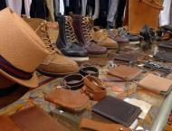 Leather Manufactures exports increase record 8.39%