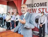 UVAS holds orientation programme for newly-admitted undergraduate ..