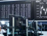 German shares lose 0.90 pct at start of trading