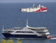 Greece Says Close to Resuming Contacts With Turkey After Oruc Rei ..