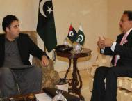 Rehman Malik congratulates Bilawal on birthday