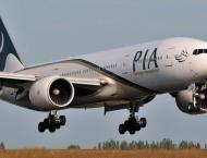 Around 217 Pakistanis to be airlifted by PIA from Chengdu, China  ..