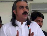 Development projects in GB to be completed on war footing:Gandapu ..