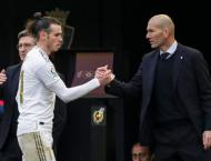 Bale agent blasts 'disgraceful' Real Madrid fans