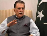 AJK Prime Minister pays tribute to people living on LoC for facin ..