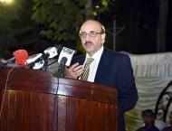 AJK President urges youth to shun prejudices