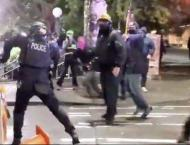 Seattle Police Arrest 13 Protesters, Officers Injured as Breonna  ..