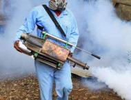 DRC carries out anti mosquito spray in 637 villages