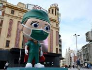 Spain locks down one million as Europe battles regional surge