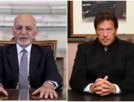 Afghanistan's Ghani Sends Invitation to Pakistani Leader Imran Kh ..