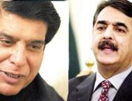 Gilani, Raja Pervaiz to represent PPP in PDM: PPP chief
