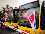 Transport strikes cause disruption for German commuters