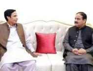 Buzdar, Pervaiz Elahi vow to foil every conspiracy against state  ..