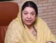 UK's DID delegation calls on Dr Yasmin Rashid