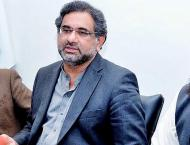NAB can come and arrest me, says Shahid Khaqan Abbasi