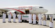SCI sends relief aircraft to rescue 10,000 people affected by floods in Sudan